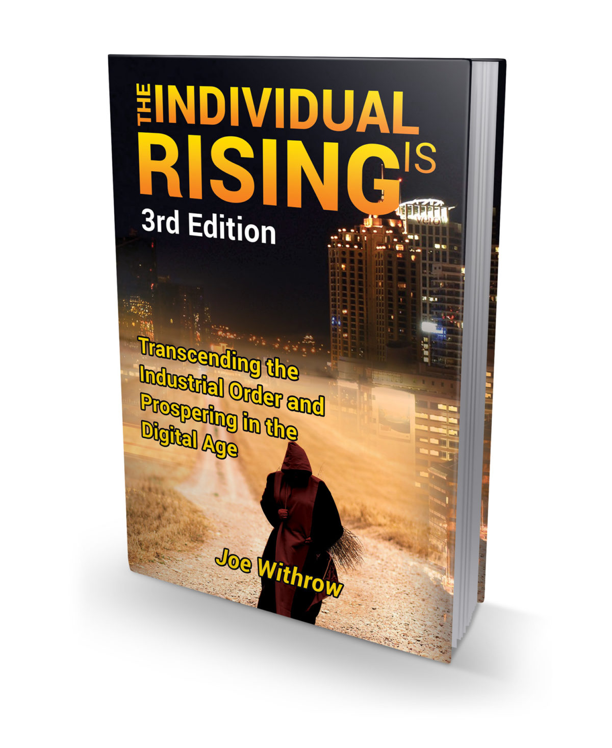 The Individual is Rising – Third Edition